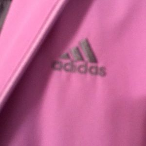 adidas Other - Two tone purple athletic suit.